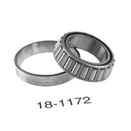 Bearing carrier bearing
